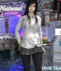 Shame Of Natumi Chijoku